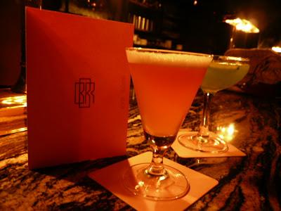 The Rhubarb Gin & Tonic Experience