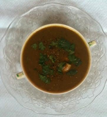 Spiced Prawn Soup by Hix