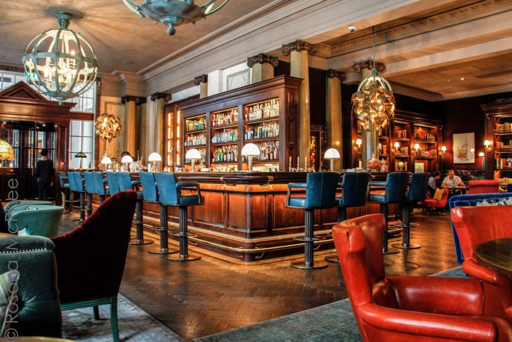 Scarfes Bar At Rosewood London Hot And Chilli