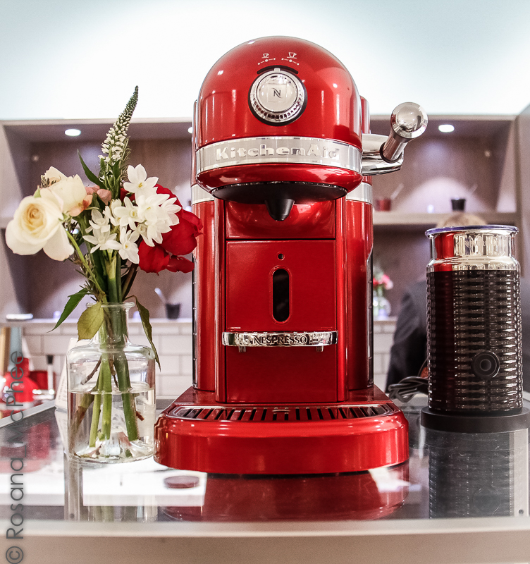Nespresso by KitchenAid - Hot and Chilli