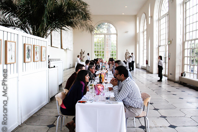Full of Spice Supper Club by chef Alfred Prasad at Kew Gardens