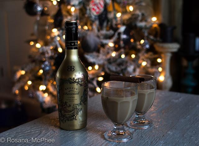Bailey's Chocolate Chai Tea, a winter warmer