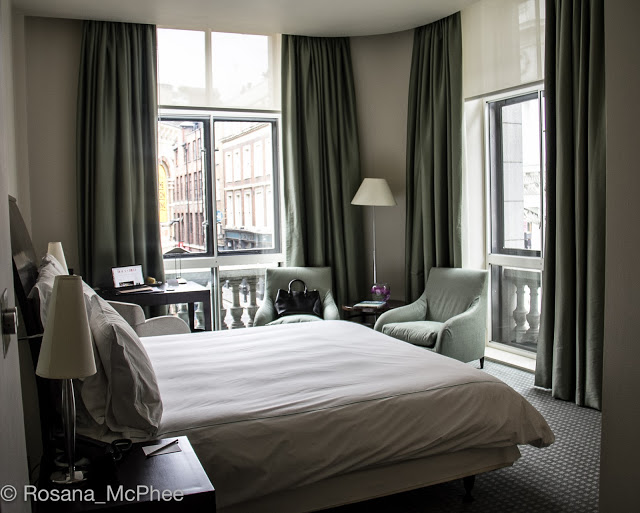 A luxury stay at One Aldwych, London
