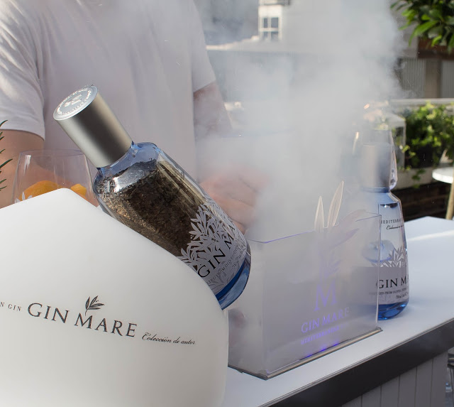 Summer with Gin Mare Med Roof Tops London