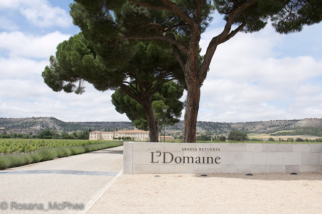 Spain, a luxury stay at Abadia Retuerta LeDomaine