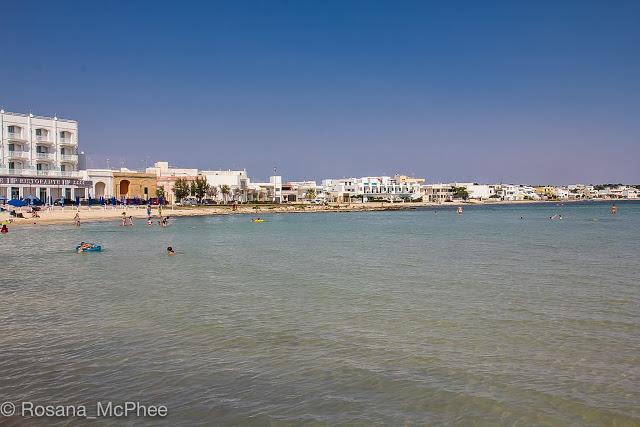 Porto Cesareo Puglia, hotandchilli food and travel blog