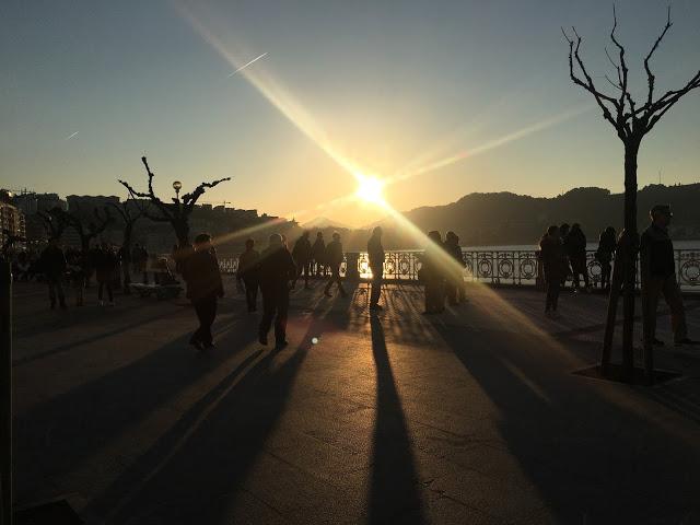 A long weekend in San Sebastian
