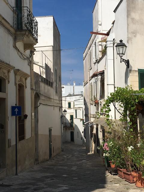 Otranto in Puglia by Hotandchilli food and travel blog