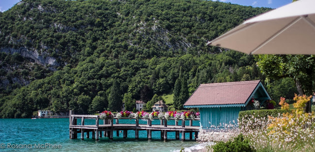 Talloires by Lake Annecy