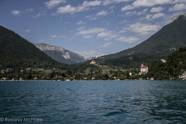 French Alps, Lake Annecy