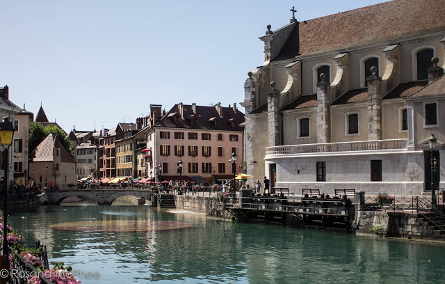 French Alps, Annecy