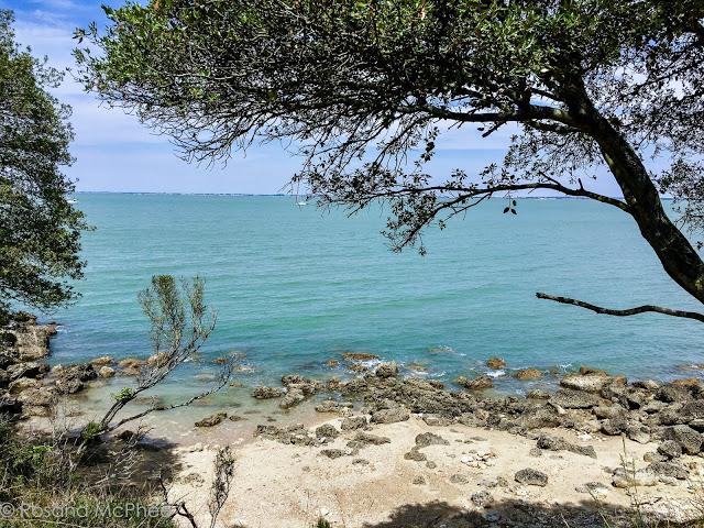 beaches in Île-d'Aix