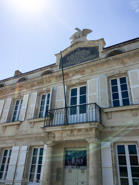 National Napoleonic Museum in Ile d'aix