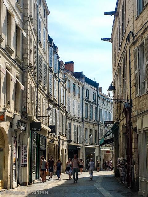 La Rochelle in Charente maritime