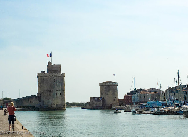 France, visiting Charente Maritime