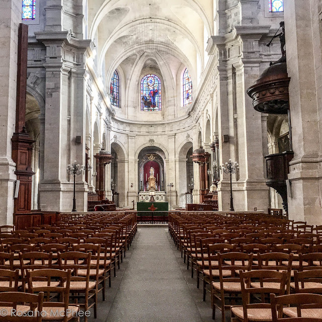 La Rochelle Cathedral in Charente Maritime