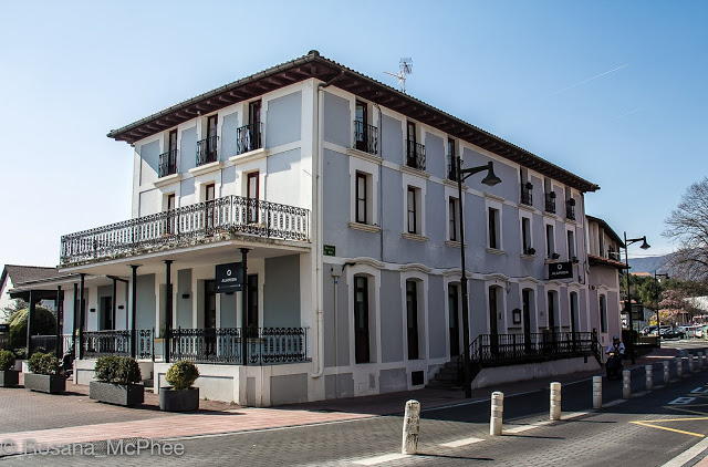 Alameda Michellin star restaurant, Hondarribia, Basque Country, hotandchilli food and travel blog