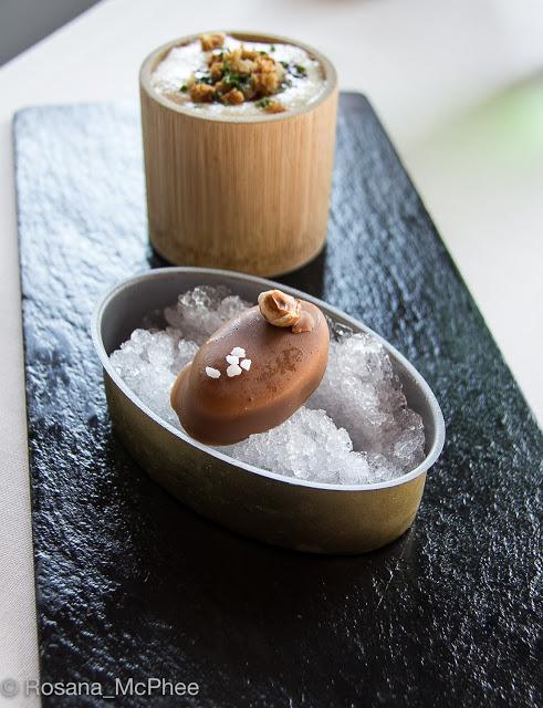 Alameda Michelin star restaurant by Hot&Chill blog, tasting menu