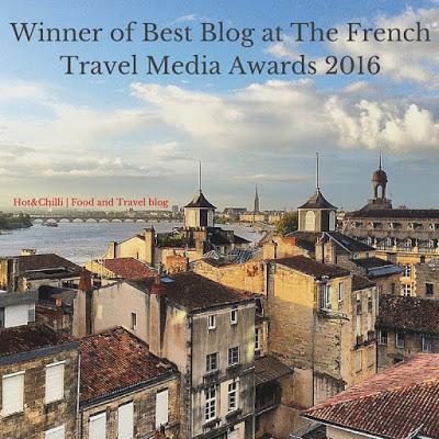 Hot&Chilli Blog award winning blog