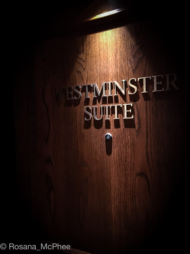 Westminster Suite at London Marriott Hotel County Hall