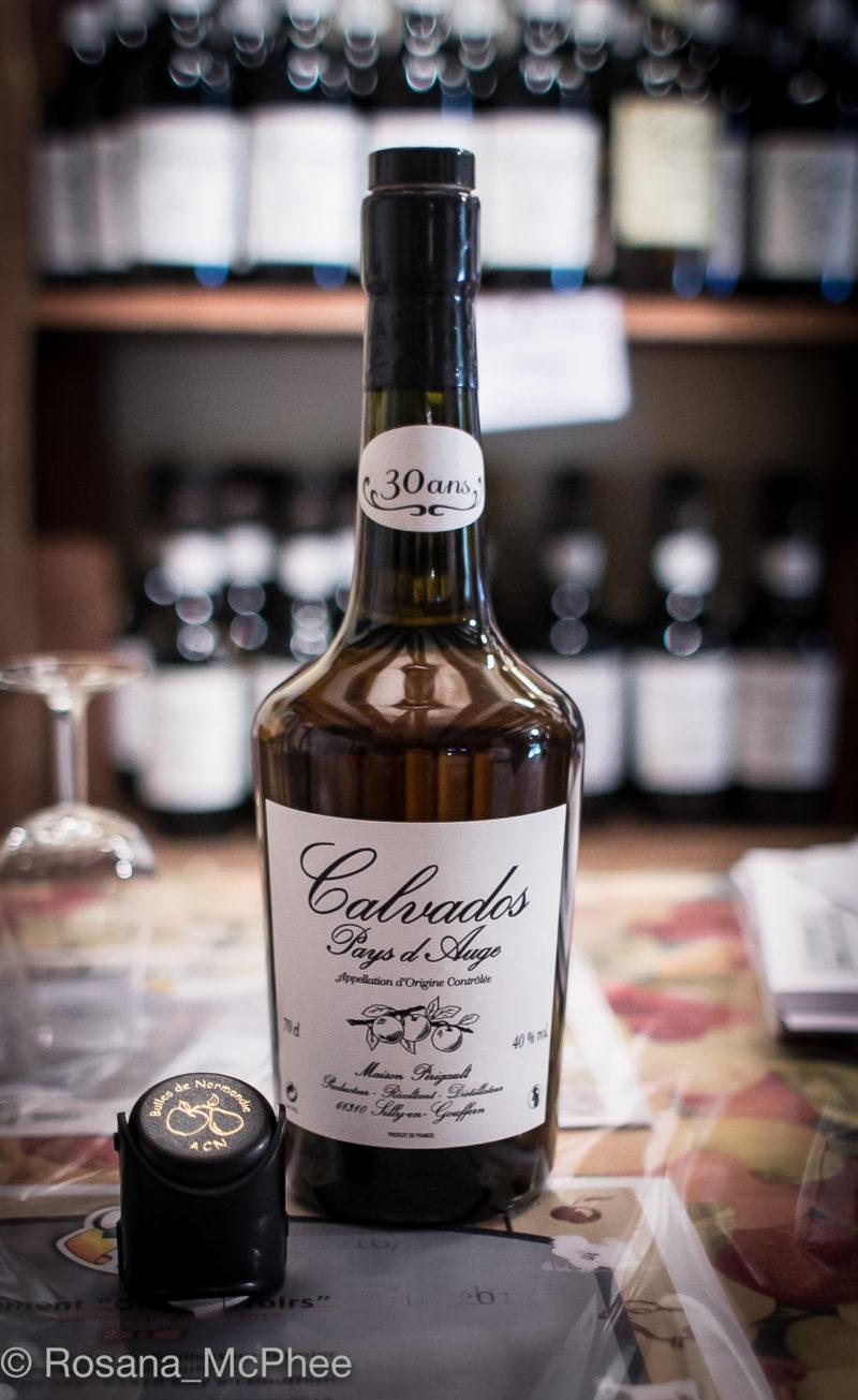 30 years Old Calvados, La Maison Périgault