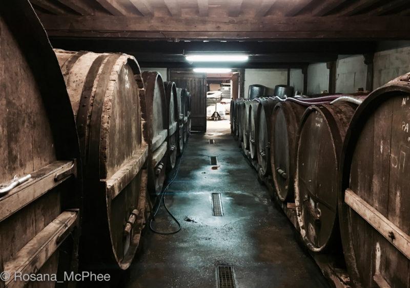 La Maison Périgault, apple cider, cider making, cidre, Normandy cider, cellar