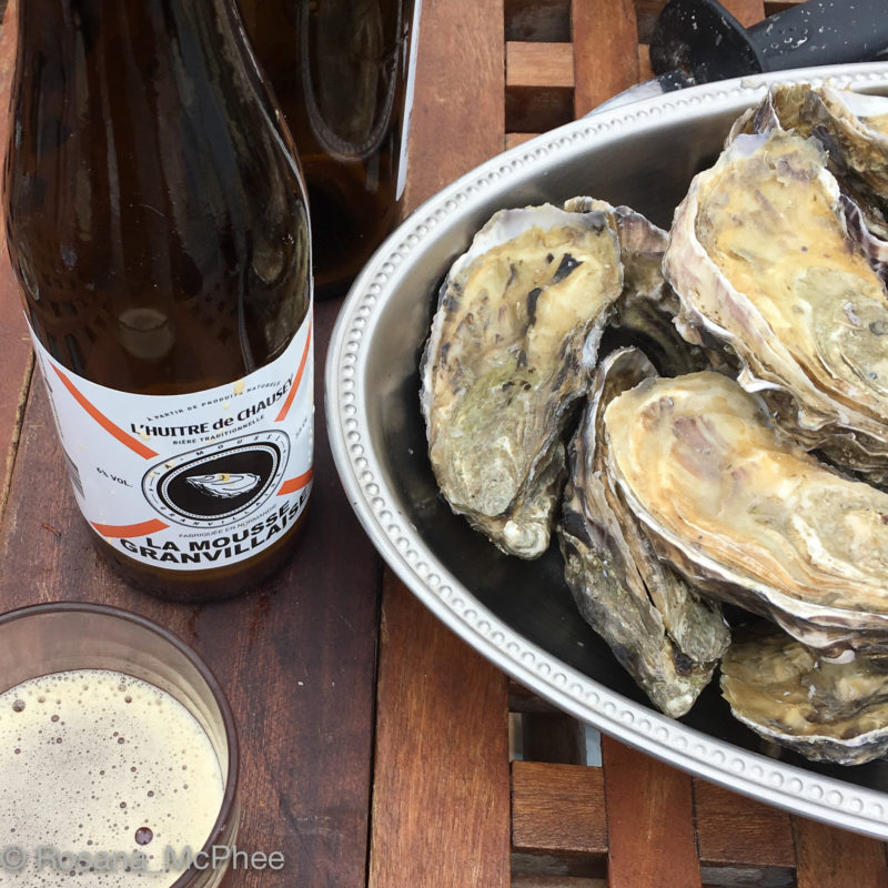 Oyster, Normandy, Voidie Voile, Chausey archipelago