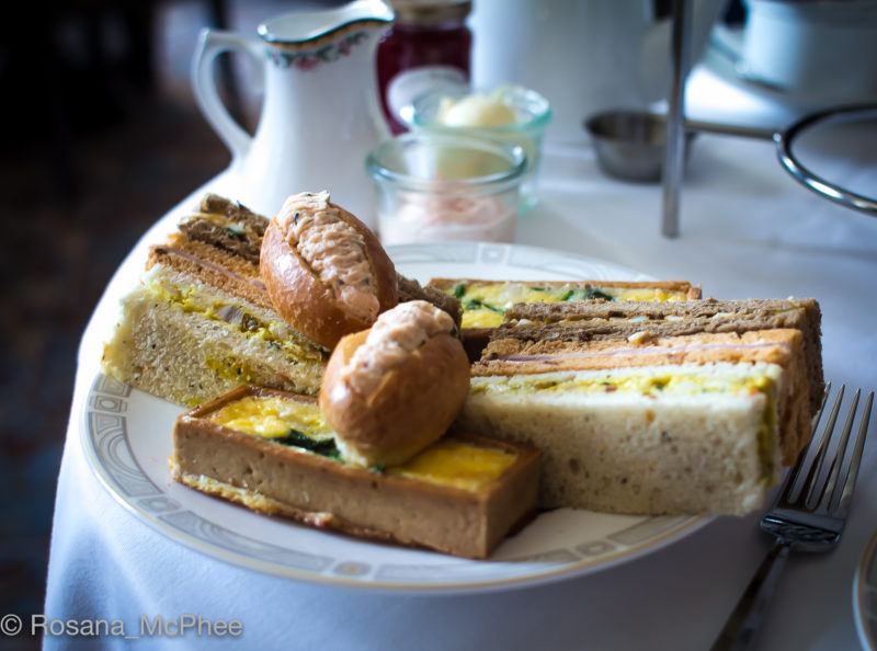 Afternoon Tea, Library Lounge, London , Marriott Hotel County Hall, afternoon tea in London, tea sandwiches