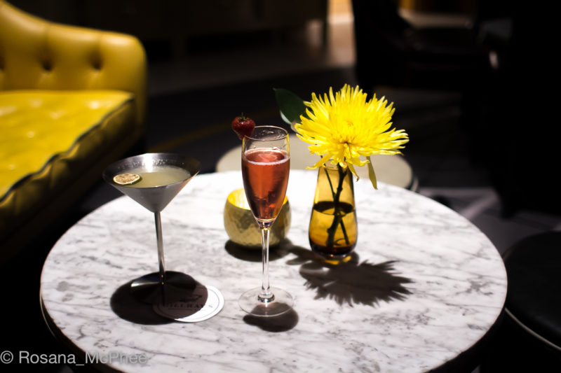 Gillray's Steakhouse and Bar , cocktails, gin bar