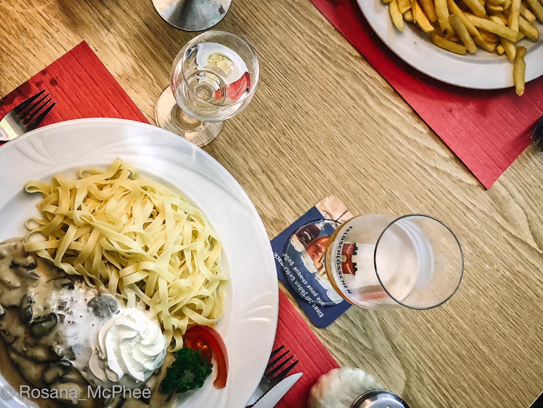 restaurant Eintracht in Basel