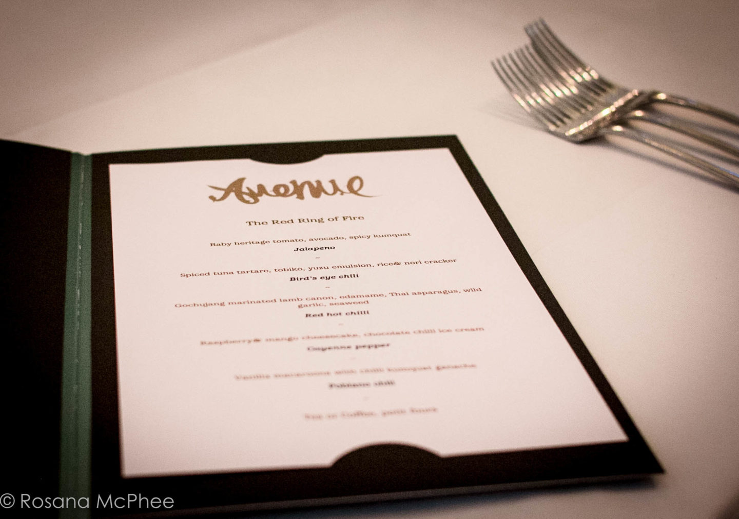 Private Dining Room at Avenue Restaurant London